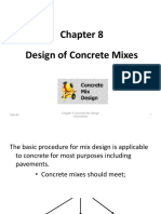 concrete Design Calculations