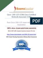 200-125 Exam Q&A