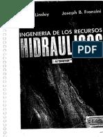 2 Ingenieria de Los Recursos Hidráulicos Linsley Franzini