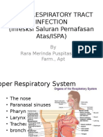 Upper Respiratory Tract Infection (Farter Bu'Rara