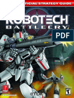 Robotech Battlecry Official EGuide