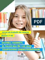 4. Dashiell Hammett, El falcó maltès i les seves adaptacions cinematogràfiques