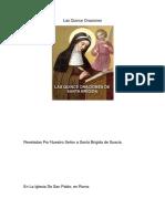 Las 15 oraciones de - Santa Brigida.pdf