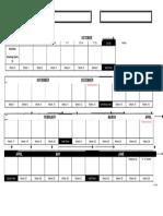 Year Planner Temp 2016-17