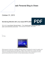 Monitoring Mikrotik with Linux base MRTG [References] _ Syed Jahanzaib Personal Blog to Share Knowledge !.pdf