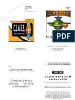 Complete Class 101 Notes