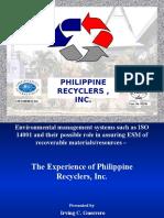 Presentation Ph PRI
