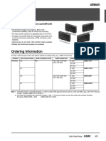Omron G3MC 202P DC5 Datasheet | Relay | Printed Circuit Board on