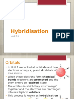 Hybridisation for CIE