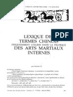 Lexique Termes Amci 2013