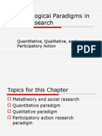 Chapter 03 (Methodological Paradigms in Social Research).ppt
