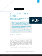 Nielsen Featured Insights - Say It With a Smile - What It Takes to Win in the Global Oral Hygiene Market