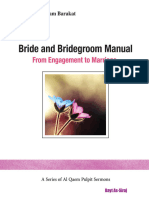 Bride & Bridegroom Manual