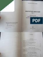 Forna Protetica Dentara Vol 1