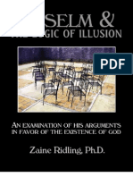(ebook) Anselm and the Logic of Illusion