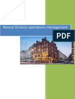 Rooms Division Operations Management (Unit 6)