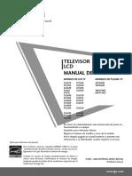 manual tv lg 32