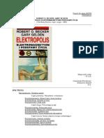 Becker Robert - Elektropolis Elektromagnetyzm i Podstawy Zycia