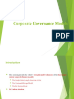 Models of Corporate Finance