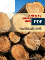 A New EU Sustainable Bionenergy Policy