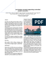 FPSO Hull Structural Design Concept Supporting Controlled Project Execution