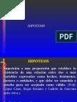 Unidad de Hipotesis