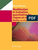 (Collection Statistique Et Probabilités Appliquées) Étienne Marceau (Auth.)-Modélisation Et Évaluation Quantitative Des Risques en Actuariat_ Modèles Sur Une Période-Springer Paris (2013)