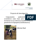 Informe Final Proyecto Mastitis