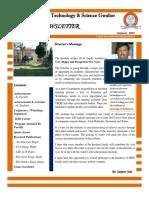 Newsletter Jan 2015