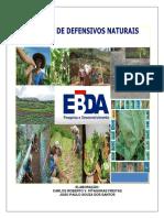 Cartilha Defensivos Naturais EBDA