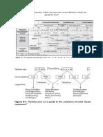 Determinação Do Diâmetro Médio Da Partícula Versus Diâmetro Médio Da Garganta Poral