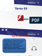 Tarea de Flash CS6
