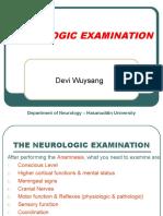 17819_Neurologic Examination English Class2011 1