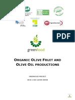 Module Olive Fruits Olive Oil