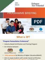 3P JS2016 UMSKK Briefing Slides V1 (1)