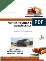 E 0.70 Albaileria Estructural