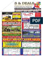 Steals & Deals Southeastern Edition 9-8-16