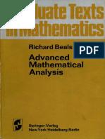 012 - Advanced Mathematical Analysis.pdf