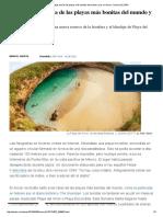 México Protege Una de Las Playas Más Bonitas Del Mundo y Sus Mil Islas _ Ciencia _ EL PAÍS