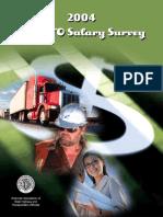 AASHTO 2004 Salary Survey