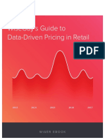 eBook Wiseguys Guide to Data Driven Pricing in Retail