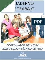 Coordinador de Mesa y Ctm