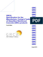 GRC Specification