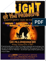 Fright Night at the Museum 2016
