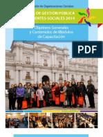 DOS_Escuelas de Gestión Pública Para Dirigentes Sociales
