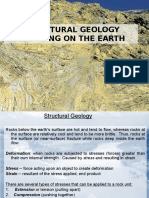 Kuliah struktur geologi