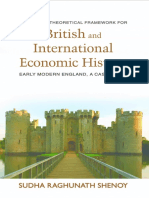 Towards a Theoretical Framework for British and International Economic History Early Modern England_2