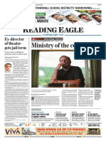 Reading Eagle Death Penalty Series Day 3