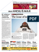 Reading Eagle Death Penalty Series Day 4
