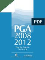 Plan de Gestión Ambiental 2008-2012